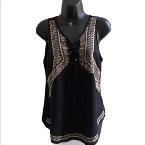 Maurices small sleeveless top